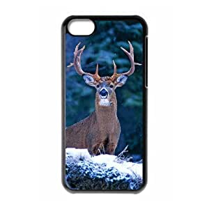 Winfors Deer Phone Case For Iphone 5C [Pattern-6]