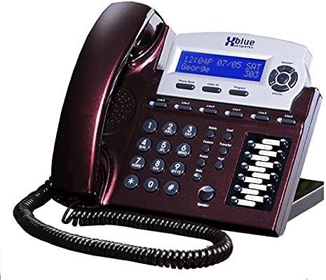 Xblue X16 Small Office Phone System 6 Line Digital Speakerphone Red Mahogany Xb1670 76 Buy Online At Best Price In Uae Amazon Ae