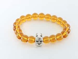 Batman Orange Bracelet for Girls