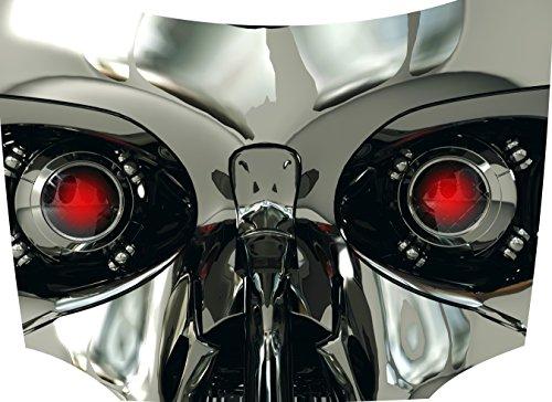 Bonnet Sticker Robot: