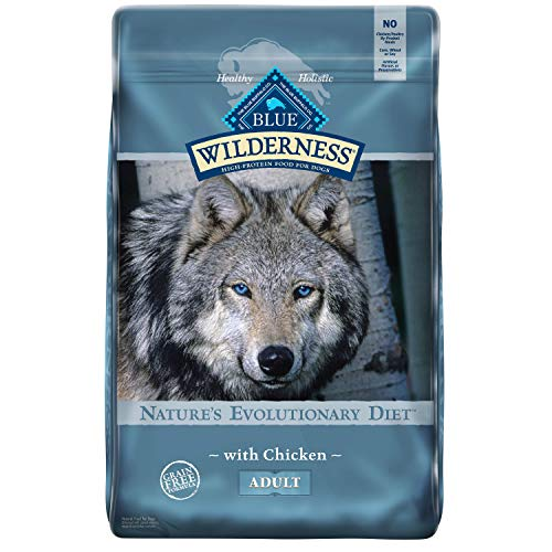 Blue Buffalo Wilderness High Protein, Natural Adult Dry Dog Food