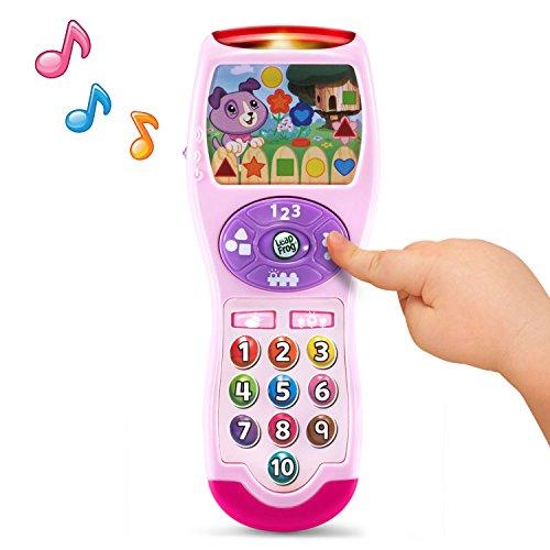 51Ivr1MA9HL - LeapFrog Violet's Learning Lights Remote, Pink
