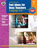 Fast Ideas for Busy Teachers, Linda Armstrong, 0768228026