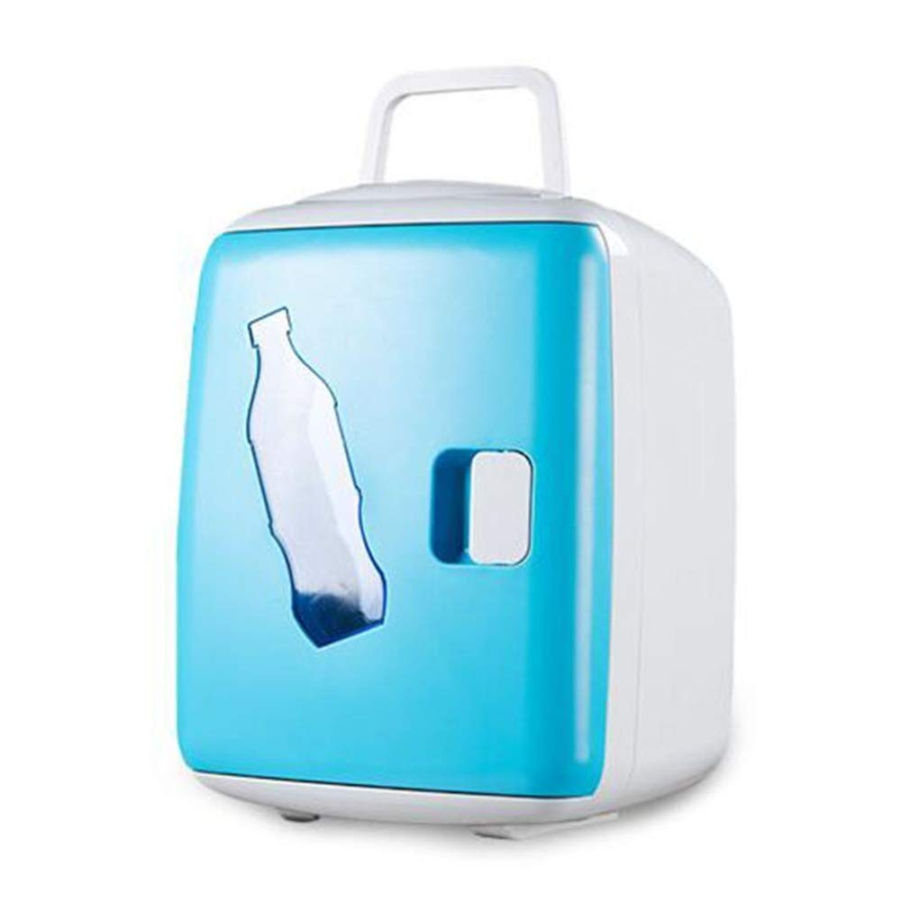 JGWJJ Thermoelectric Mini Fridge Cooler and Warmer - 15 Liter/12 Can - 100% Freon-Free & Eco Friendly for Home,Office, Car, Dorm or Boat AC & DC Power Cords