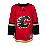 Youth Calgary Flames Premier Team Color Jersey (S/M)