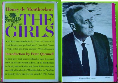 The Girls: A Tetralogy of Novels: The Girls - Pity for Women - The Hippogriff - The Lepers