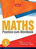 Maths Practice-cum-Workbook - Class 4