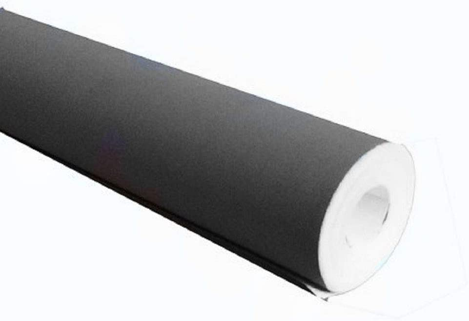 Poster Display Paper Black One Roll 760mm x 10m