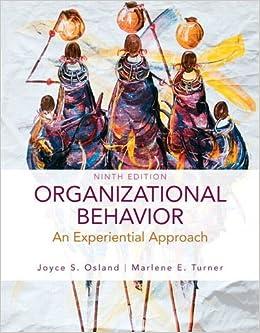 organizational behavior 9th edition pdf