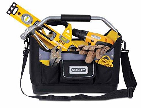 Noir Stanley 1-96-182 Panier porte-outils en Nylon 47 x 34 x 23 cm