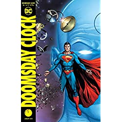 Doomsday Clock (Issue #1 -Cover B by Gary Frank)