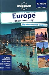 Europe on a shoestring 8ed - Anglais