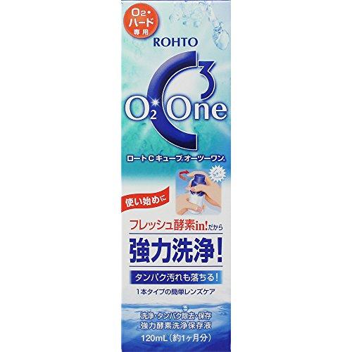 Japanese Eye Care Rhoto C Cube Otsu one 120ml by Roth C cube
