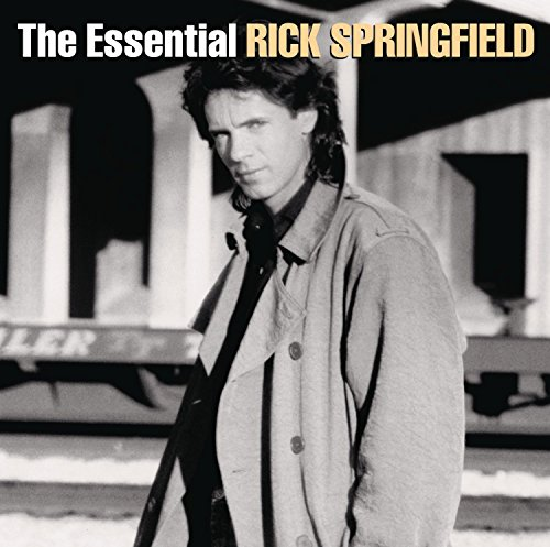 CD : Rick Springfield - The Essential Rick Springfield (2 Disc)