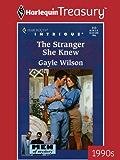The Stranger She Knew (Men of Mystery)