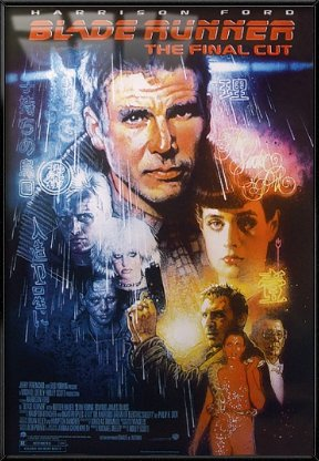 Blade Runner Framed Movie Poster product image