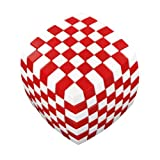V-Cube 7 Illusion Cube Toy, Red by V-Cube