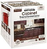 Rustoleum Cabinet Transformations Rust-oleum 258242 Cabinet Transformations Dark Kit Covers 200 Sq. Ft.