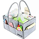 Baby Diaper Caddy Organizer by Brolex: Large