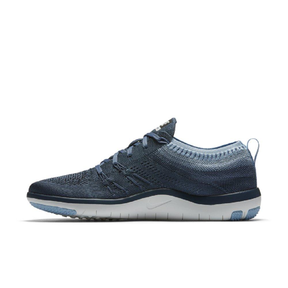 Nike Women's Wmns Free TR Focus Flyknit, SQDRN BLUE/BL TNT-BLCP-OCN FG, 6 US