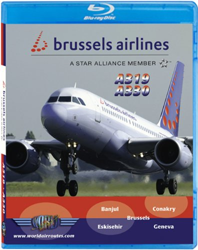 - Brussels Airlines Airbus A319 & A330 [Blu-ray]