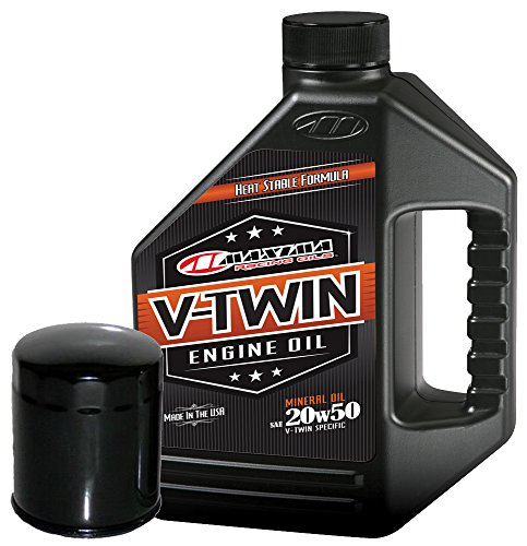 MaximaHiflofiltro VTEOCK1 Engine Oil Change Kit for Harley Davidson Sportster V-Twin