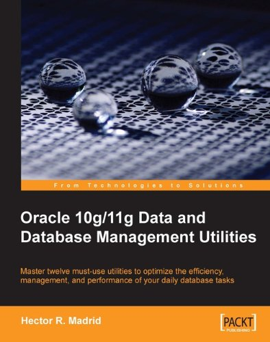 Oracle 10g/11g Data and Database Management Utilities Pdf