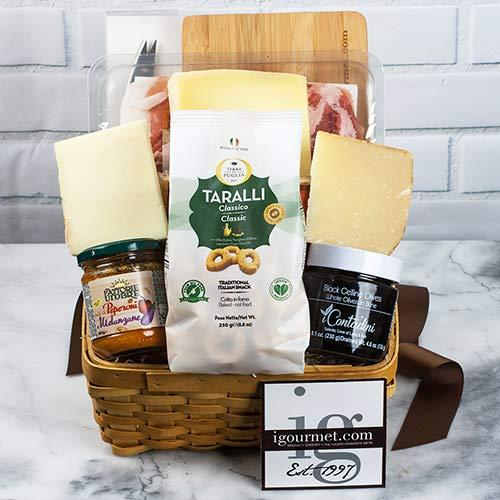 Appetite for Antipasto Gift Basket (3.66 pound)