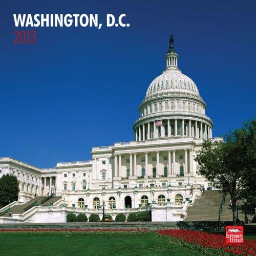 Washington, D. C. 2013 - Original BrownTrout-Kalender