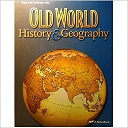 A beka old world history geography maps and activities key answer a beka old world history geography maps and activities key answer key to text questions and test key for grade 5 neeth amazon books gumiabroncs Gallery