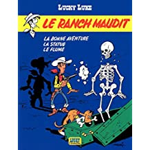 Lucky Luke - tome 26 – Le Ranch maudit