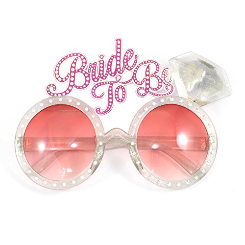 Bride To Be Glasses Hen Party Novelty Accessories Fancy Dress Hen Night-Fun for a hen party