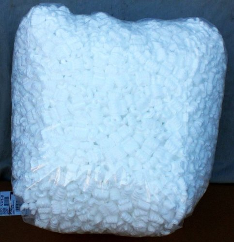 3.5 Cu Ft White Packing Peanuts Anti Static