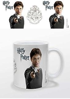 Magic Keramik Tasse Lizenz Tassen Gr/ö/ße Harry Potter NEU /Ø8,5 H9,5cm ca cm empireposter Beschreibung: