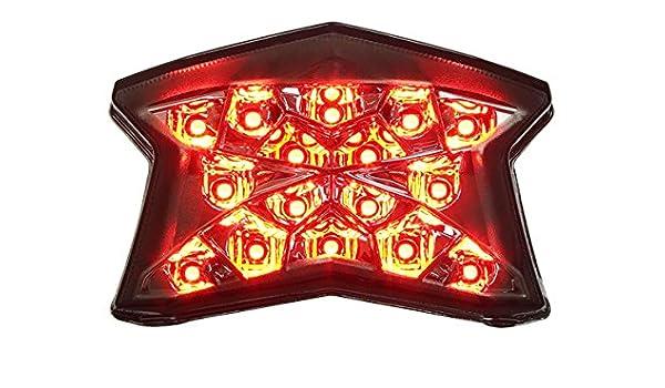 Kawasaki Ninja 650 Z650 Z900 - Luces traseras LED ...