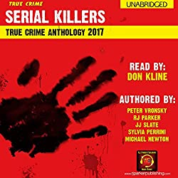 2017 Serial Killers True Crime Anthology