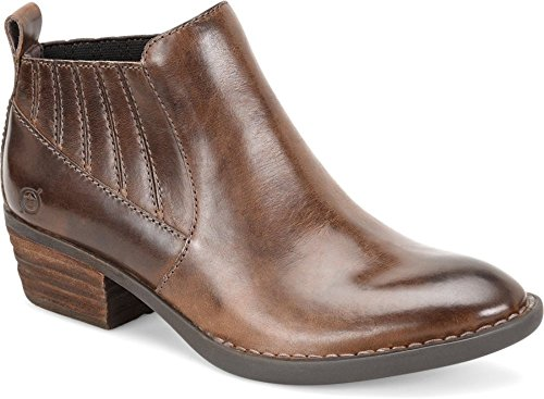 Pictures of Born - Womens - Beebe F29406 Brown Full Grain 1