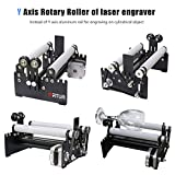 ORTUR Laser Master 2, Laser Engraver Y-axis Rotary