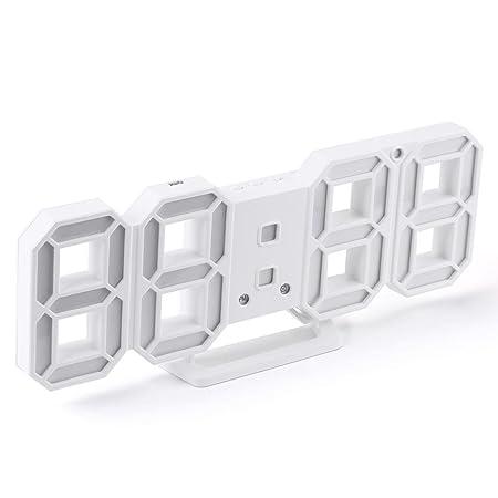 despertadores digitales, Sannysis despertador proyector luz ...