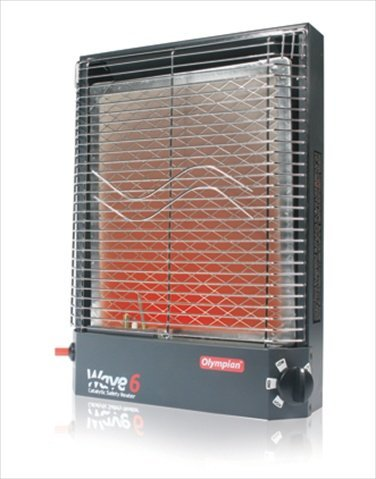 Camco 57341 Wave-6 Catalytic Safety Heater (Wave Catalytic Heater)
