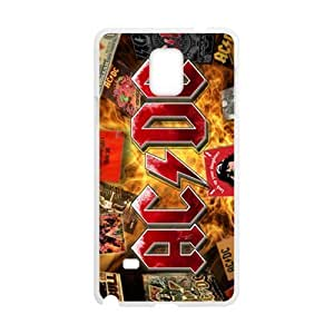 AC DC Cell Phone Case for Samsung Galaxy Note4 hjbrhga1544
