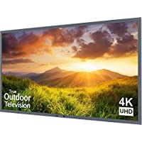 SunBriteTV Outdoor 65-Inch Signature 4K Ultra HD LED TV - SB-S-65-4K-SL Silver