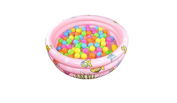 LybCvad Piscina Hinchable para niños, bañera de baño, Infantil ...