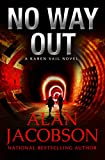 No Way Out (The Karen Vail Series, Book 5)