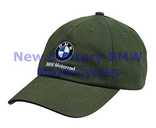 BMW Genuine Motorcycle Motorrad Unisex Classic Hat Cap Olive One - Cap Bmw Classic