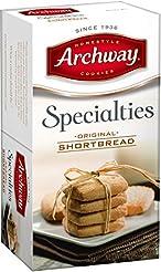 Archway Cookies, Original Shortbread, 8....