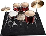 Road Runner Drum Rug Grey