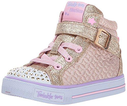 Skechers Kids Shuffles-Twinkle Charm Sneaker