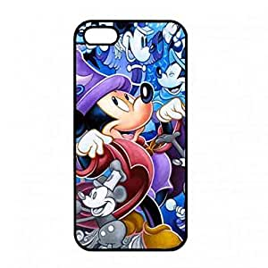 Protective Iphone 5(S) Funda,Funda For Iphone 5(S),Mickey Mouse For Iphone 5(S) Funda