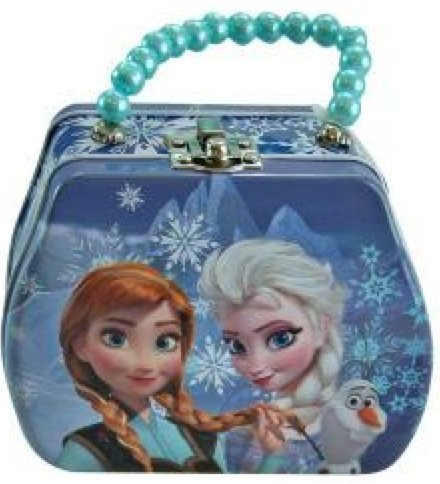 [BEST SELLING 321 Piece High Quality Disney Frozen Fashion & Beauty Bundle: 2 Items- 320 Interchangeable Charms DIY Accessory Set] (Tinker Bell Child Tiara)